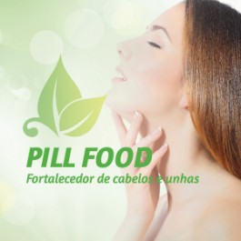 PILL FOOD 90 Capsulas