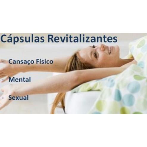 Cápsula  Revitalizante e Estimulante Sexual 60 Cps