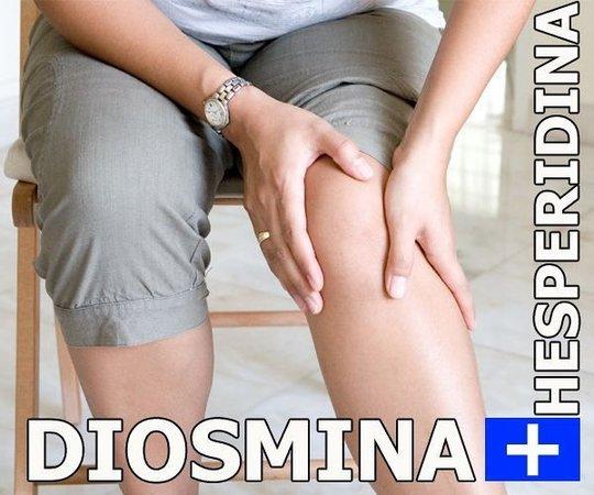 (Diosmina/Hesperidina) Cápsula para pernas cansadas e com câimbras 60 Caps