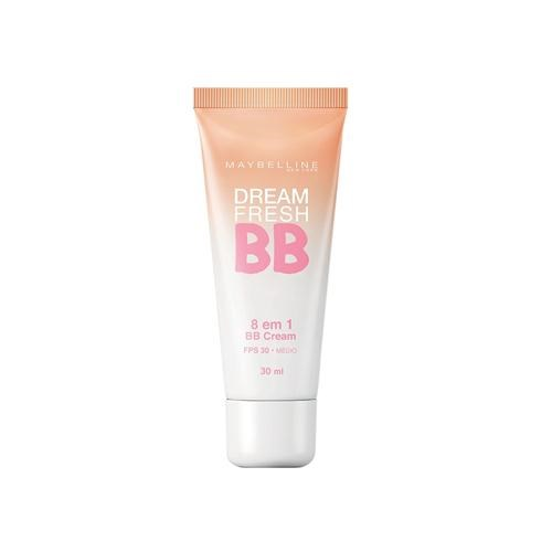 Dream Fresh BB Cream 30ml Maybelline - Base Facial - Médio FPS 30