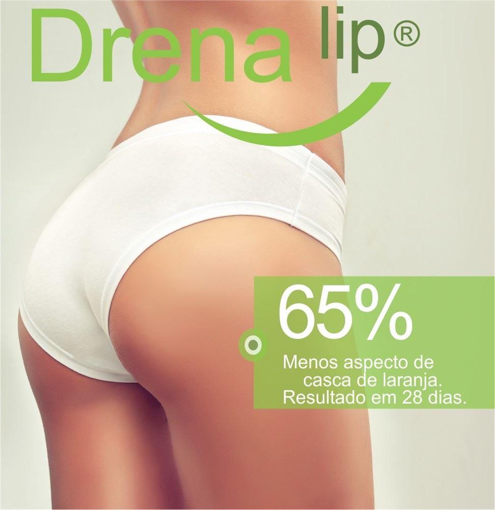 DRENALIP 3% LOÇÃO  100G Loção para redução e prevenção da celulite.