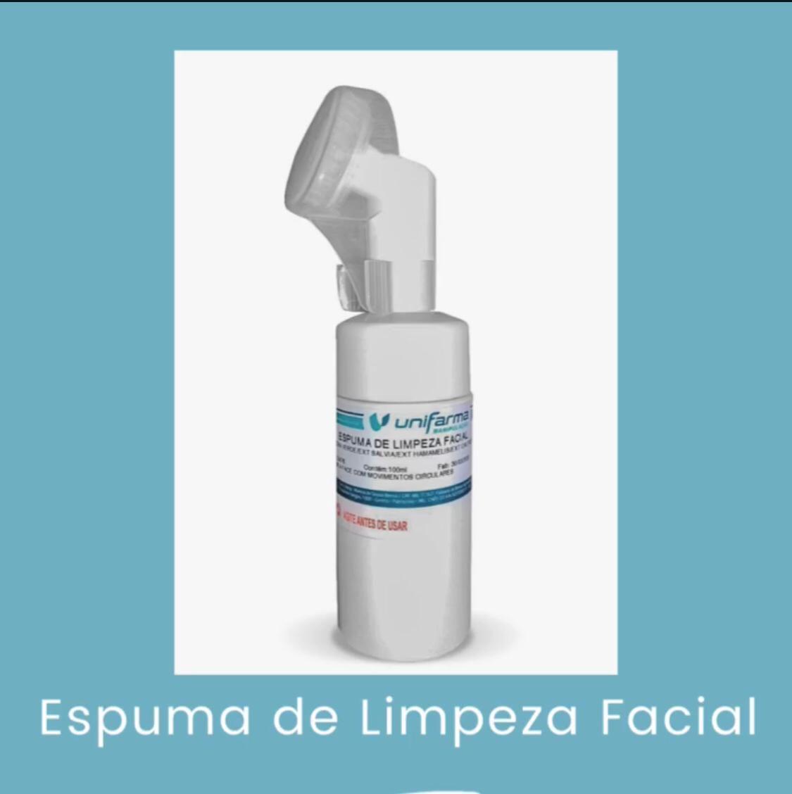 ESPUMA DE LIMPEZA FACIAL 150 ML