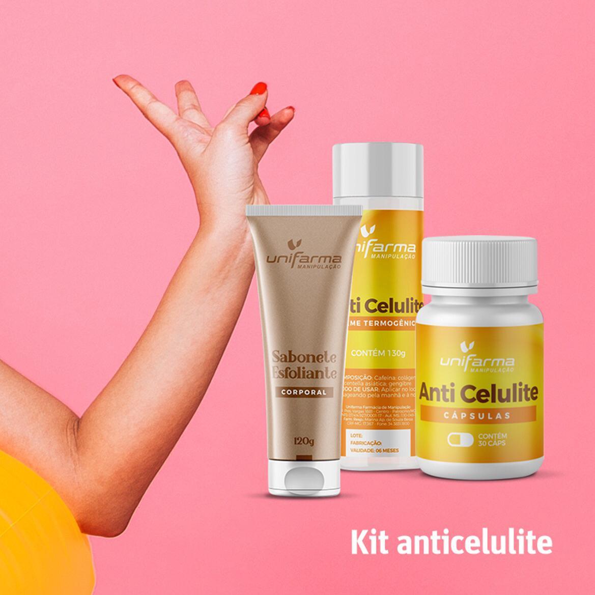 Kit Anti Celulite