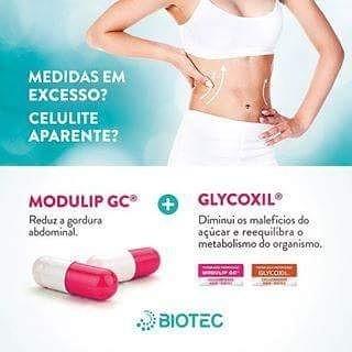 MODULIP GC® 100MG + GLYCOXIL 50MG CÁPS