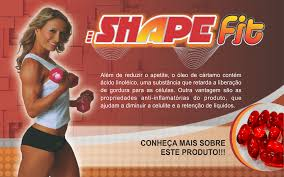 Shape Fit 1g 60 Cápsulas