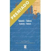 Adolpho Lutz: sumário, índices (Volume 2 - Suplemento)