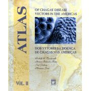 Atlas dos Vetores da Doença de Chagas - Vol. 2