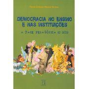 Democracia no Ensino e nas Instituições: a face pedagógica do SUS