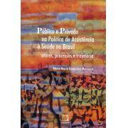 Público e Privado na Política de Assistência à Saúde no Brasil: atores, processos e trajetórias