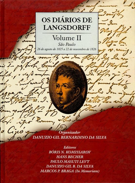 Diários de Langsdorff, Os - Volume II  - Livraria Virtual da Editora Fiocruz