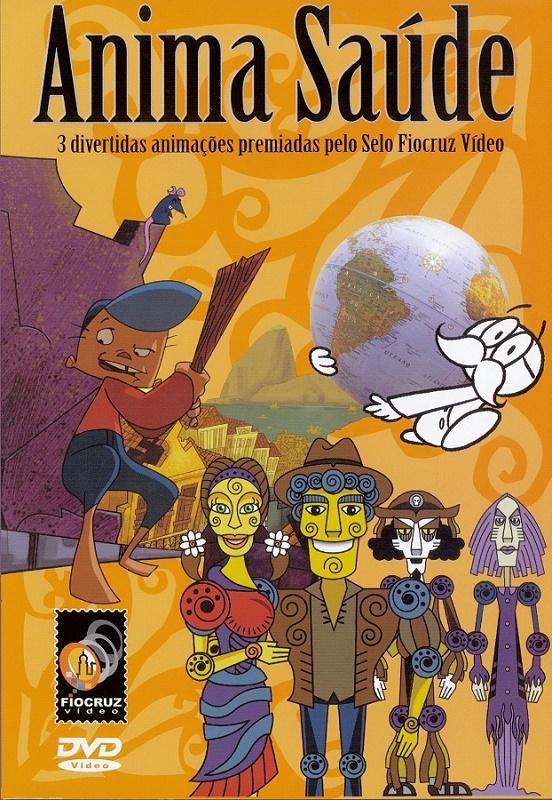 #DVD - Anima Saúde  - Livraria Virtual da Editora Fiocruz