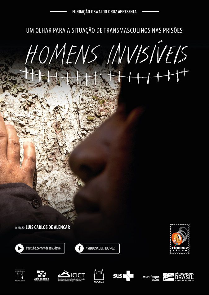 #DVD - Homens invisíveis  - Livraria Virtual da Editora Fiocruz
