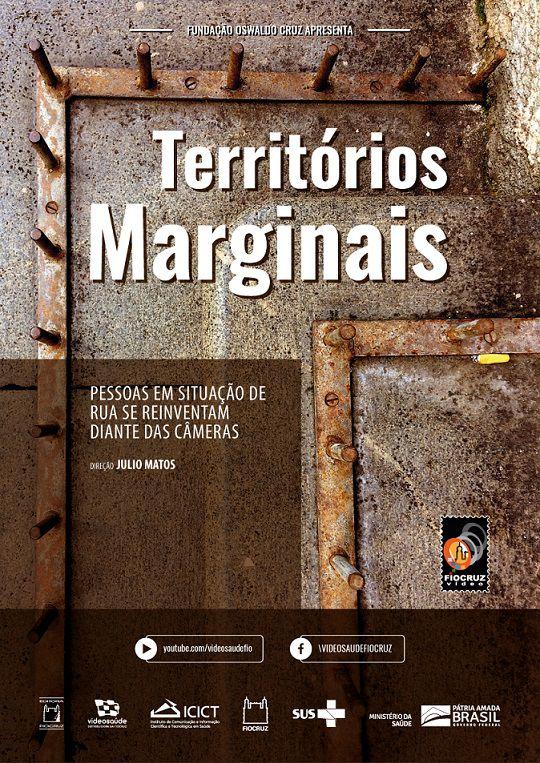 #DVD - Territórios marginais  - Livraria Virtual da Editora Fiocruz