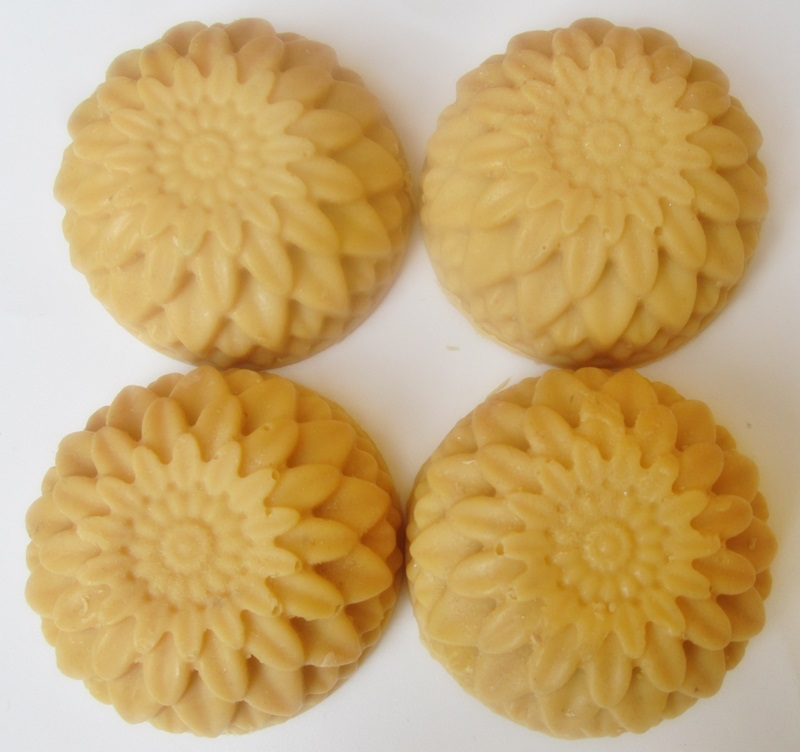 sabonete vegetal artesanal flor - cítrico  1113A  - Barra de Sabão - Aroma Natural