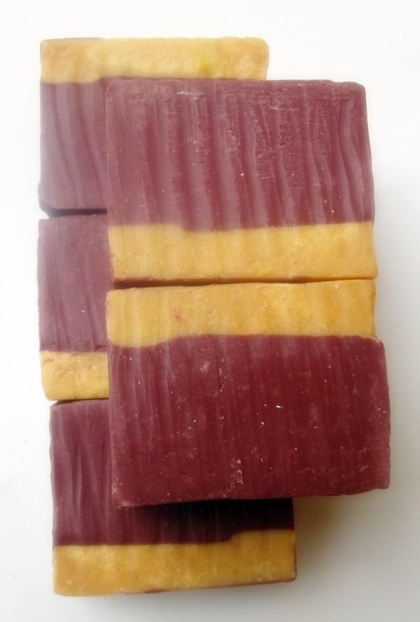 sabonete vegetal artesanal - óleos essenciais 1116  - Barra de Sabão - Aroma Natural