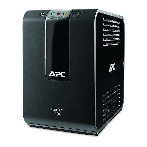 Nobreak Apc Microsol Back-ups 400va 110V/220v BiVolt Bz400BI-BR  - TNTinfo Loja