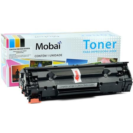 Toner Compativel Com Hp Mobai cb435a/CB436A/ce285a  - TNTinfo Loja