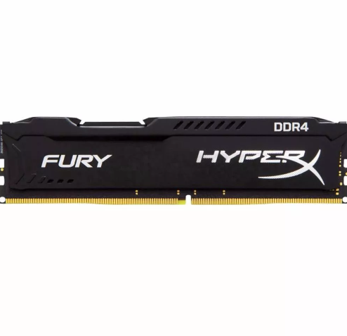 Memória Gamer PC DDR4 4GB 2400Mhz Kingston HyperX Fury  - TNTinfo Loja