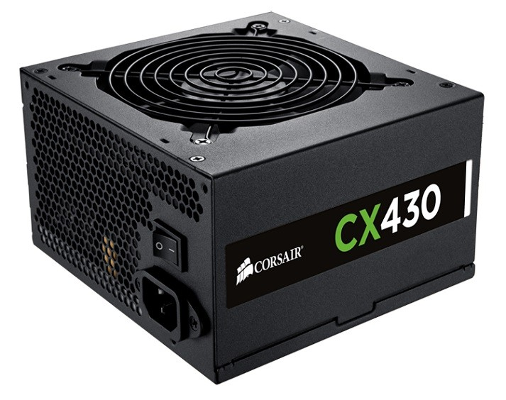 Fonte ATX Corsair 430w CX430 80Plus Bronze CP-9020046-WW  - TNTinfo Loja