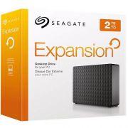 """HD Externo 2TB USB 3.0 Seagate Expansion Desktop Drive STEB2000100 3,5"""""""