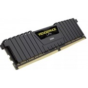 Memória DDR4 16gb 2400Mhz Corsair Vengeance LPX Black