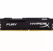 Memória Gamer PC DDR4 4GB 2400Mhz Kingston HyperX Fury