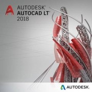 AutoCAD LT 2018 Comercial New Single-user ELD Annual Subscription with Advanced Support 057J1-WW8695-T548