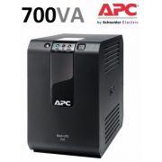 Nobreak Apc Microsol Back-ups 700va 115v/115v Mono Bz700 Br