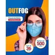 Flanela De Efeito Antiembaçante para Óculos Outfog