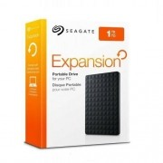 HD Externo Portátil Expansion 1TB USB 3.0 Preto Sea gate