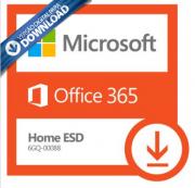 Microsoft Office 365 Home: 5 Licenças (PC, Mac, Android e IOS) + 1 TB de HD virtual para cada licença (ESD 100% DIGITAL) 6GQ-00088