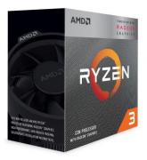 Processador Gamer Amd Ryzen 3 3200g Yd3200c5fhbox De 4 Núcleos E 4ghz De Frequência Com Gráfica Integrada