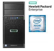 Servidor Hp Ml30 Intel Xeon Gen9 E3-1220v6 32gb 1tb Windows Server 2012 R2 Standard