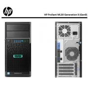 Servidor Hp Proliant Ml30 Gen9 Intel Xeon E3-1220v6 64gb 2x1tb DVDRW 1 ano on-site (868165-S05)
