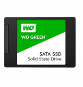 Ssd 120gb Wd Green 540mb/s Sata 3 2,5