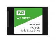 Ssd 120gb Wd Green 540mb/s Sata 3 2,5 6gb/s
