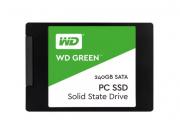 Ssd Wd Green 2.5´ 240gb 7mm Pc Desktop / Laptop