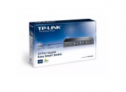 Switch 24p Giga Inteligente Gerenciavel Tp-link Tl-sg1024de Easy Smart