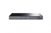 Switch Gigabit Web Smart 48 Portas Tp-link Tl-sg2452 4 Sfp