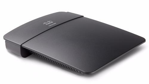 Roteador Wireless-n 300mbps Linksys E900 E900-br  - TNTinfo Loja