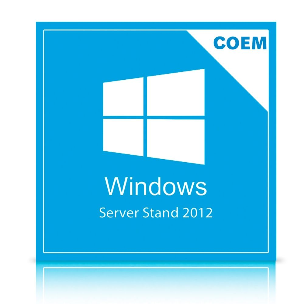 Microsoft Windows Server 2012 Standard R2 P73-06159 COEM  - TNTinfo Loja