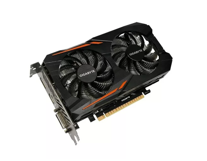 Placa De Vídeo Gigabyte Gtx 1050ti 4gb Oc 128bits Windforce  - TNTinfo Loja