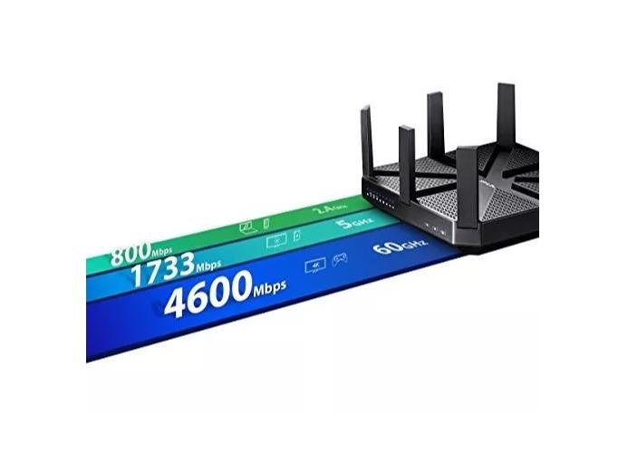 Roteador Tp-link Talon Ad7200 Gigabit Multi-band 60ghz  - TNTinfo Loja
