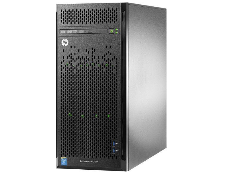 Servidor HP ML150 Gen9 2 X Processador Intel Xeon E5-2603V4 (six core, total 12 cores) 16GB sem HD  - TNTinfo Loja