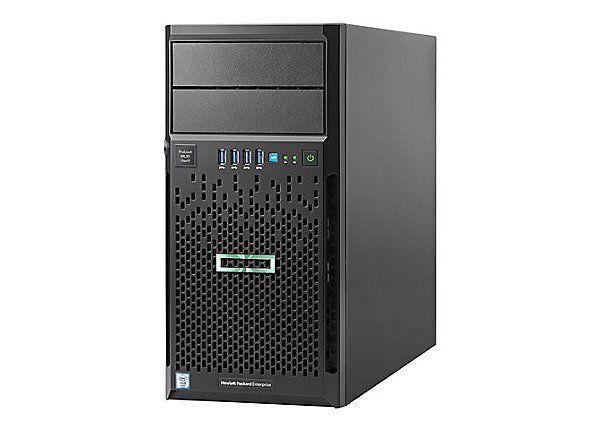 Servidor Hp Proliant Ml30 Intel Xeon Gen9 E3-1220v6 32gb 1tb + 1 ssd Sandisk 240gb  - TNTinfo Loja