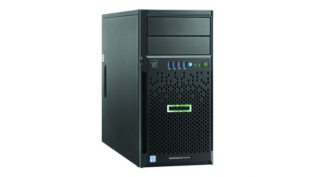 Servidor HPE ML30 Gen9 Intel Xeon 16GB  1tb E3-1220v6 BR  SSD Sandisk 240GB  - TNTinfo Loja