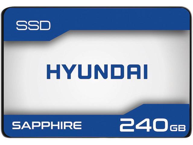 Ssd Hyundai Sapphire 240gb Sata3 500MB/s C2S3T/240G 05 Anos de Garantia (similar a Sandisk Kingston Patriot)  - TNTinfo Loja
