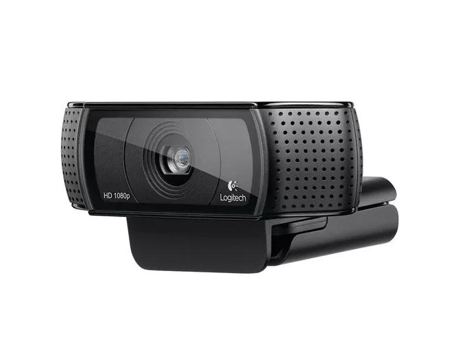 Webcam Logitech C920 Hd Pro Full Hd 1080p 15mp Box  - TNTinfo Loja