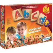 Aluguel ABCD - Maiúsculas e Minúsculas 143 Peças