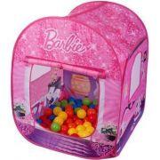 Aluguel Barraca Infantil Barbie (Acompanha bolinhas)